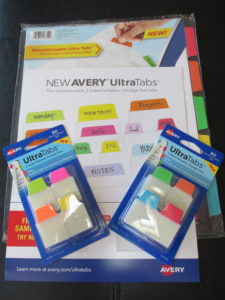 Shoplet and Avery Tabs Review