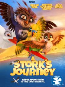 Storks journey