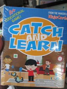 Catch and Learn