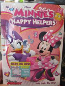 minnies happy helper