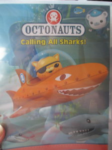 Octonauts Calling all Sharks