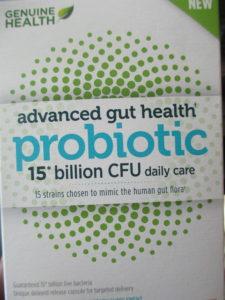 Genuine Health Probiotics