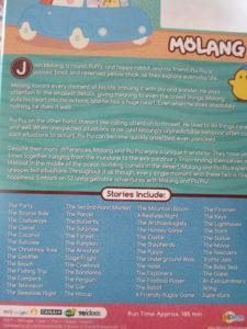 Molang Season One Review