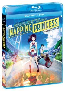 Napping Princess