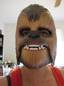 chewie mask