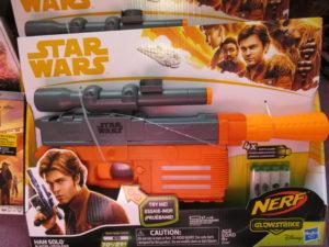 Solo nurf Gun