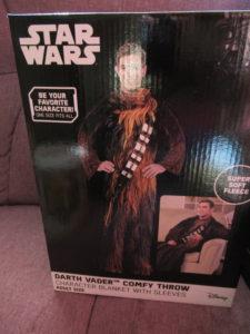 Chewie blanket