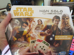 Star Wars Solo Card Game