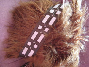 Chewie pillow