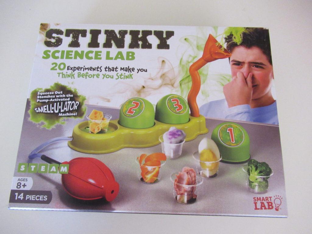 Stinky Lab
