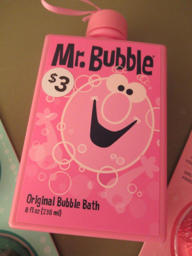 Mr Bubble