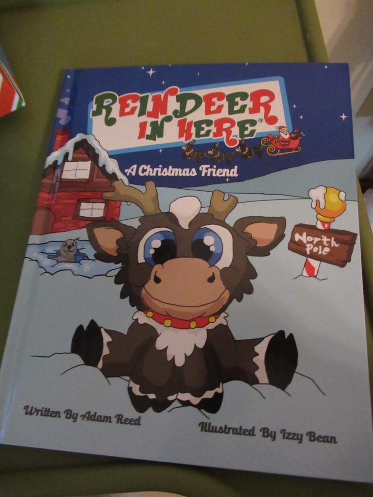 Reindeer In Here