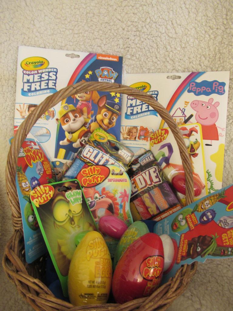Crayola Easter