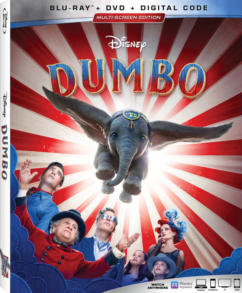 Disney's Live-Action Adventure - DUMBO - Arrives on Digital