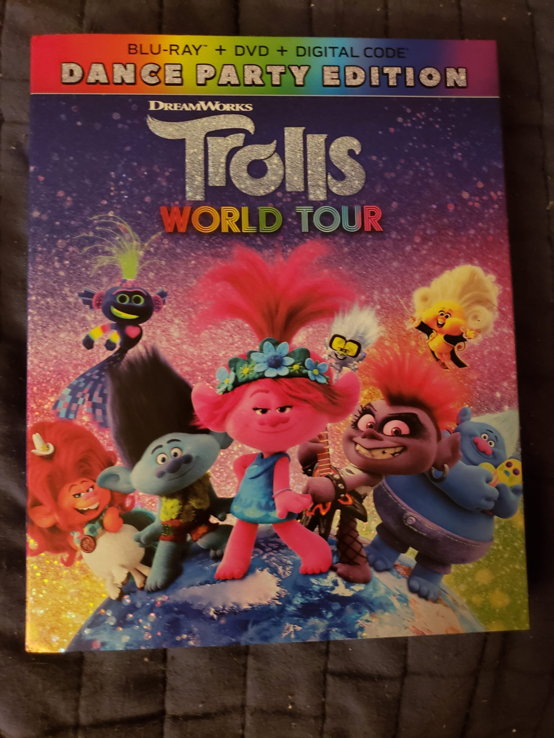 Trolls World Tour Blu Ray Giveaway Tabbys Pantry